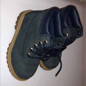 Boys Timberlands Boots